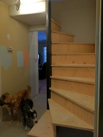 Best Custom Stairs Wallpaper Diy Home Decor Spiral 640 x 480