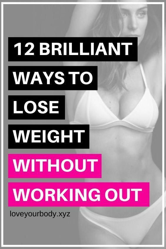 12 best ways to lose weight without working out | lose weight while breastfeeding | lose weight fast...
