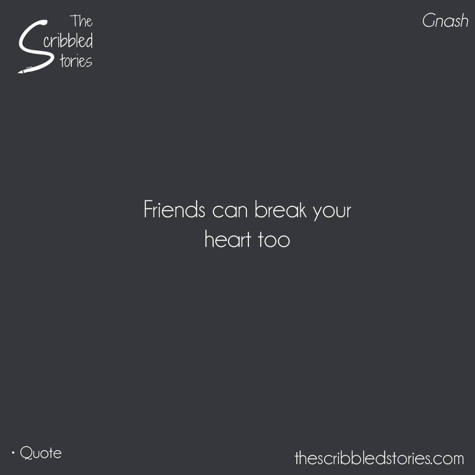 Falska vänner dikt