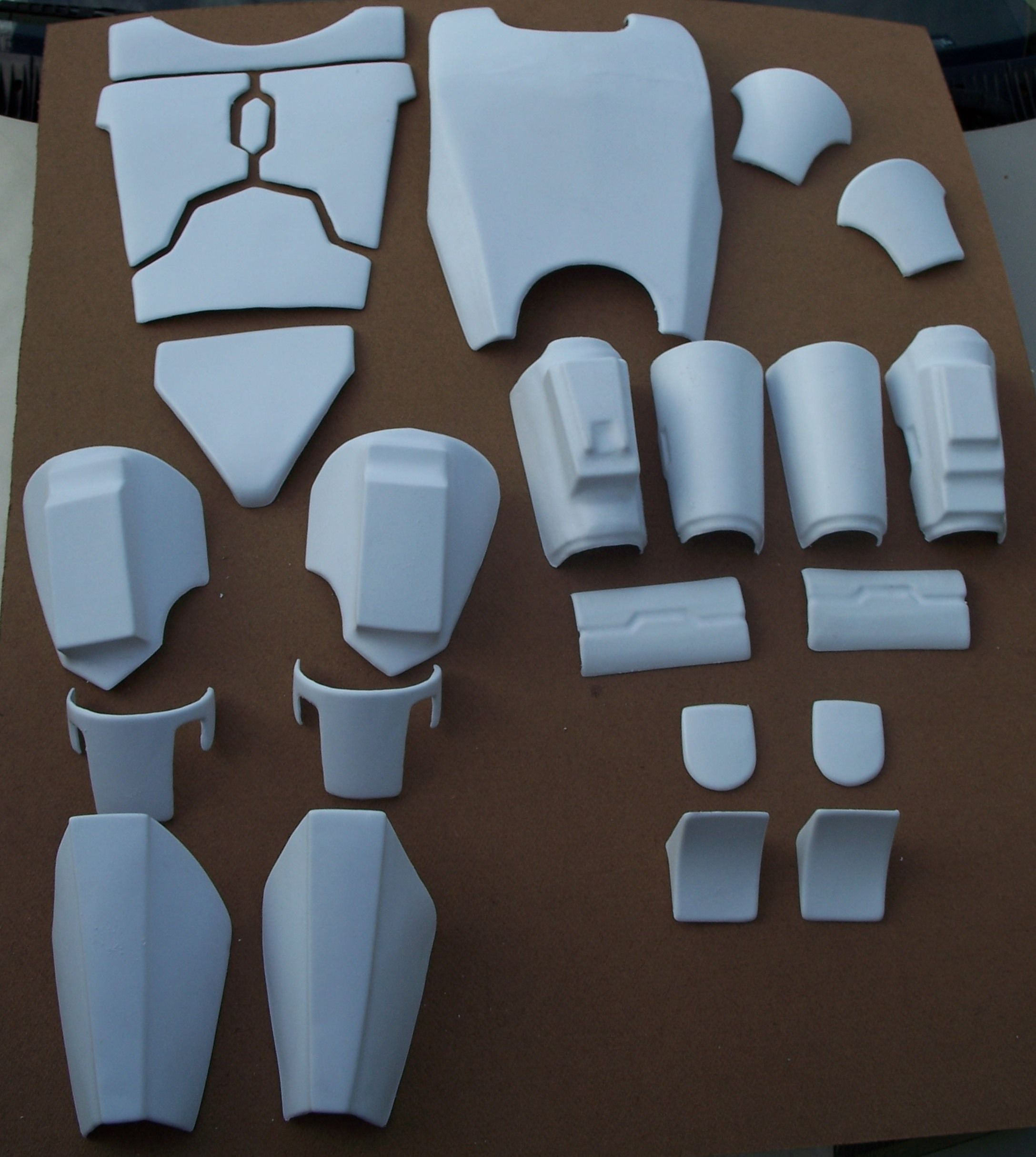 The mandalorian arsenal star wars pinterest mandalorian male mandalorian full armor set multiple options by darthcleavage pronofoot35fo Images