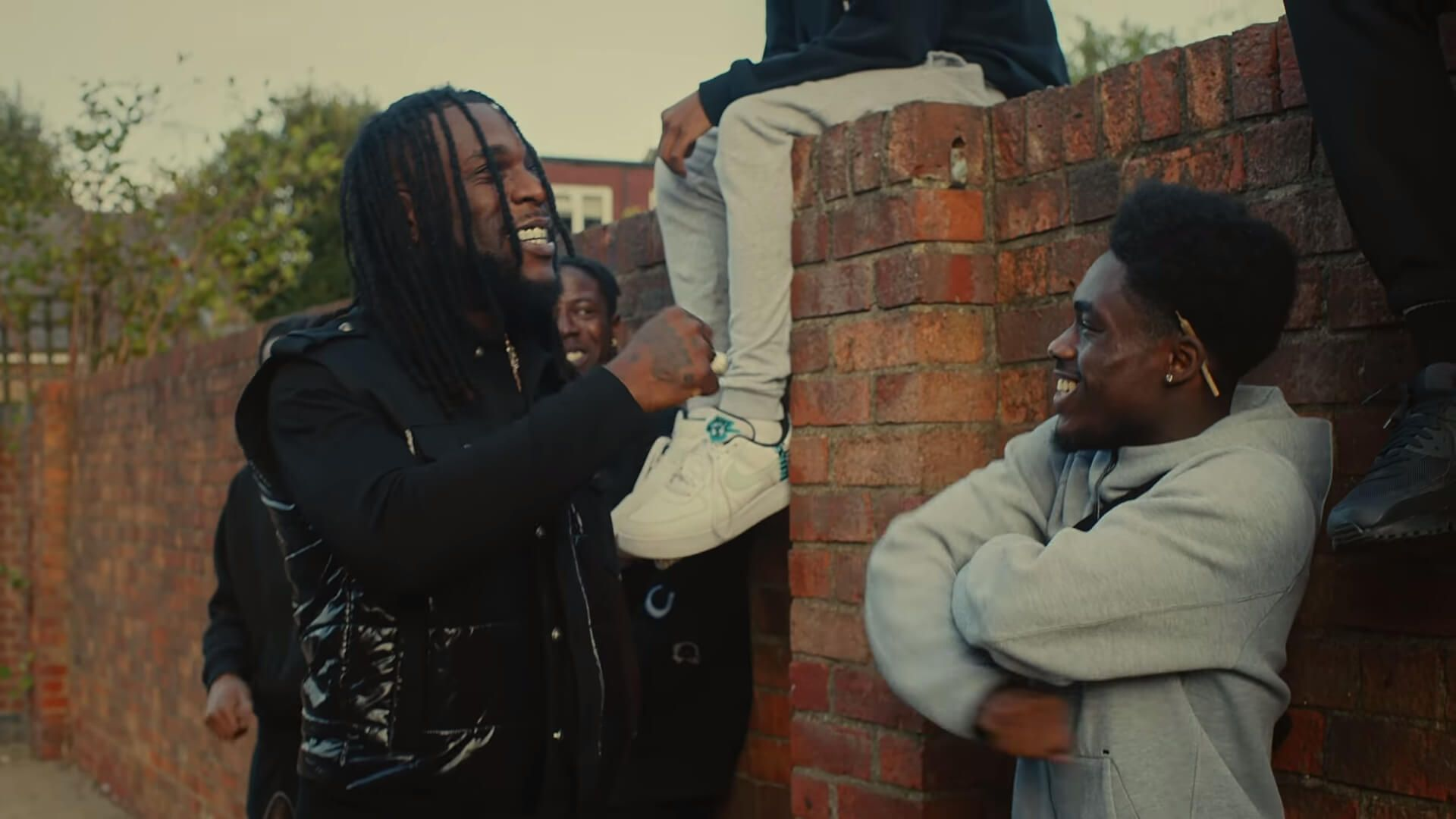 Official Music Video: Burna Boy ft. Stormzy – Real Life