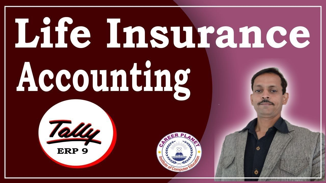 Life Insurance Accounting Entry In Tally Erp 9 Lic Premium Paid