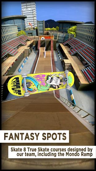 Download Full Free True Skate v1 4 33 MOD Apk (Unlimited