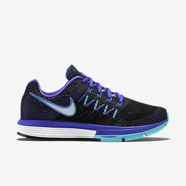 nike run blue air zoom vomero 10