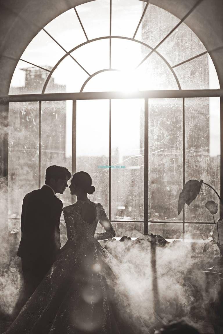 GAEUL STUDIO [THE BRIDE] - KOREA PRE WEDDING PHOTOSHOOT by LOVINGYOU