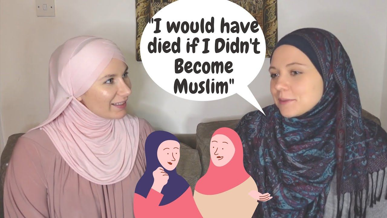 """""""I Would Have Died If I Didn't Become Muslim"""" 