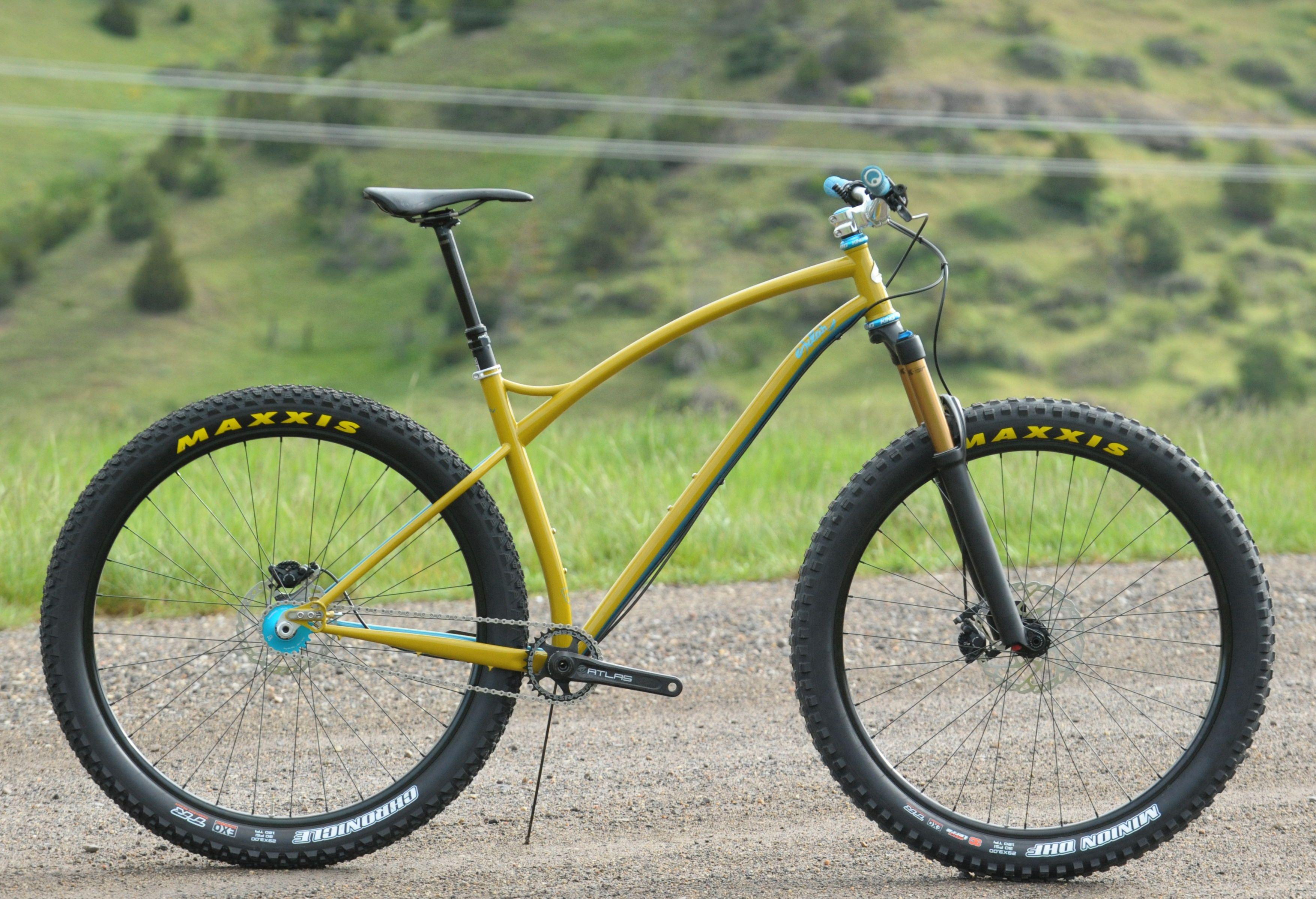 Nahbs 2018 Preview Sklar Bikes Bike Best Mountain Bikes Cool