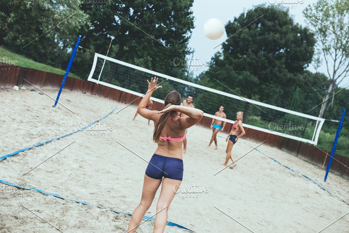 Beach Volleyball In 2020 Beach Volleyball Volleyball Outfits Olympic Gymnastics