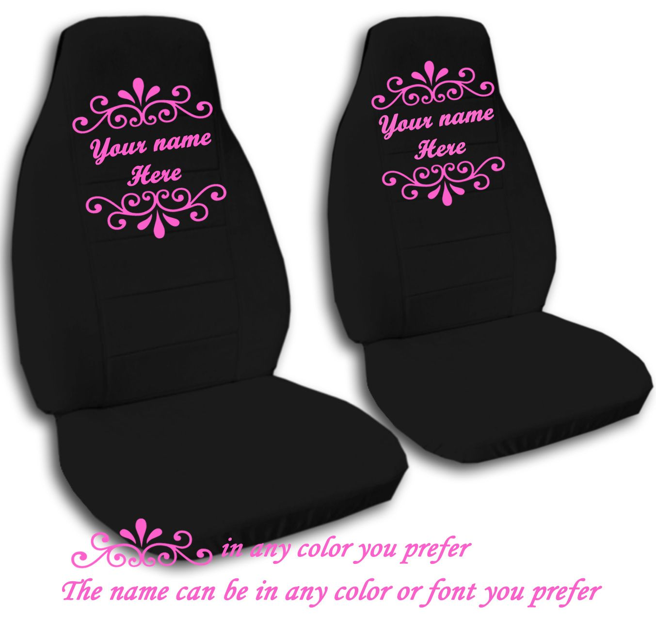 girly seat cover sets for cars velcromag. Black Bedroom Furniture Sets. Home Design Ideas