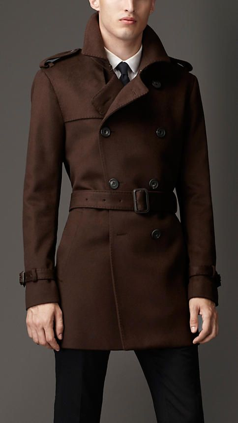 407b08bf Trench Coats for Men | Burberry® | For hubbie! | Burberry coat ...