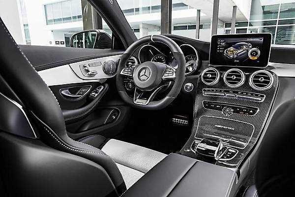 2018 2019 Mercedes Benz C63 Amg Coupe Mercedes Benz Amg