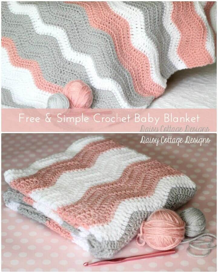100 Free Crochet Blanket Patterns to Try Out This Weekend - Page 3 ...