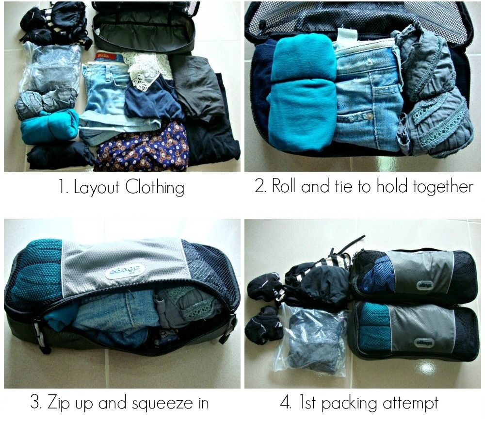 How To Use Packing Cubes 8 Step Strategy To Travel Carry On Only Packing Cubes Travel Packing Travel Cubes