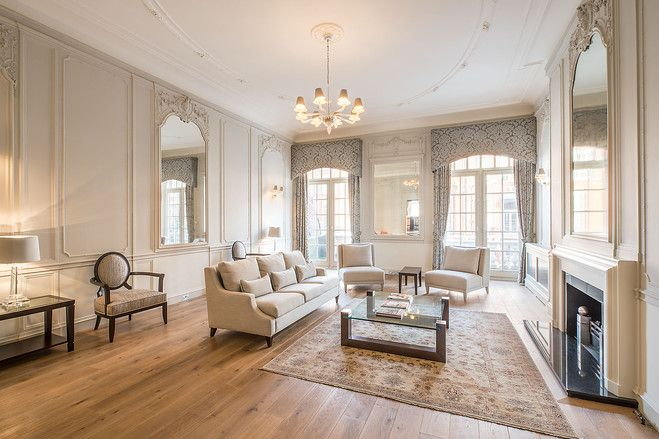 Redbrick Period Conversion In London Home Luxury Living Room Beautiful Living Rooms