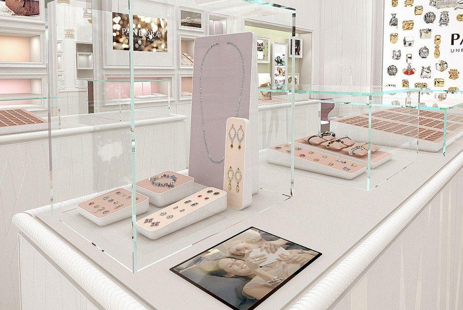 100 Creative Jewelry Visual Merchandising Ideas Jewelry Store