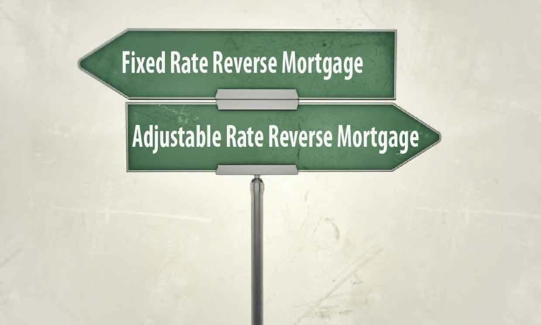 reverse mortgage interest rates