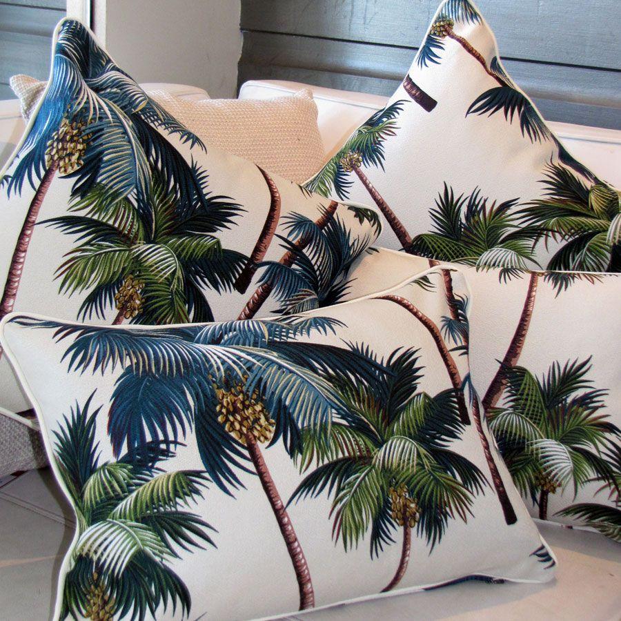 Palm Trees Cushions Palmen