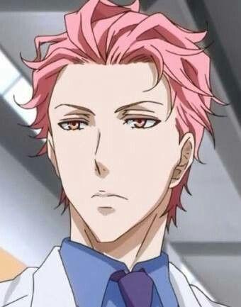 Pink Hairstyle Pink Hair Anime Anime Anime Hairstyles Male