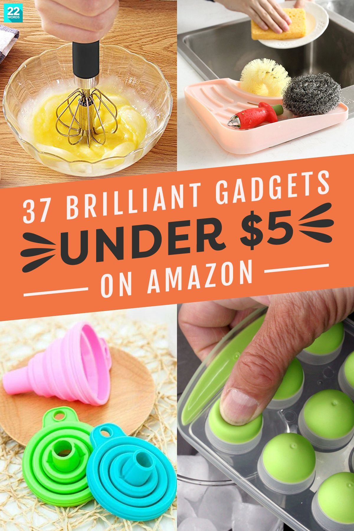 37 Brilliant Gadgets That Are Somehow Under 5 On Amazon