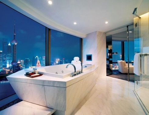The 10 Most Amazing Hotel Bathrooms Ever! | maison | Salle ...