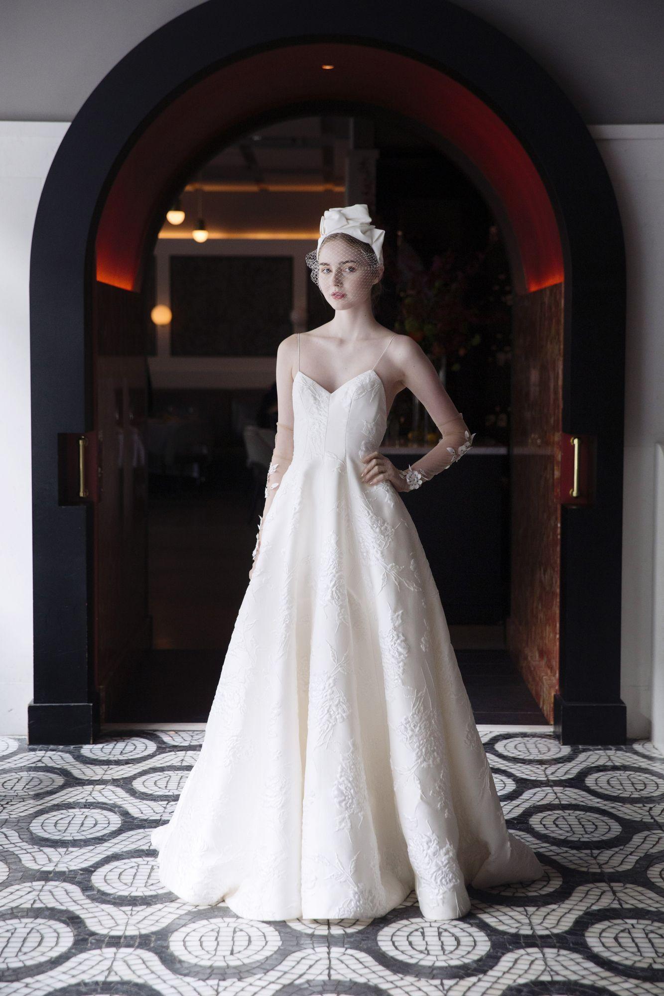 Lela Rose Spring 2018 Bridal - The Berkshires   Lela Rose Bridal ...