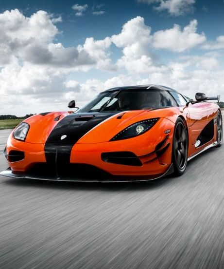 Koenigsegg, Cool Sports Cars