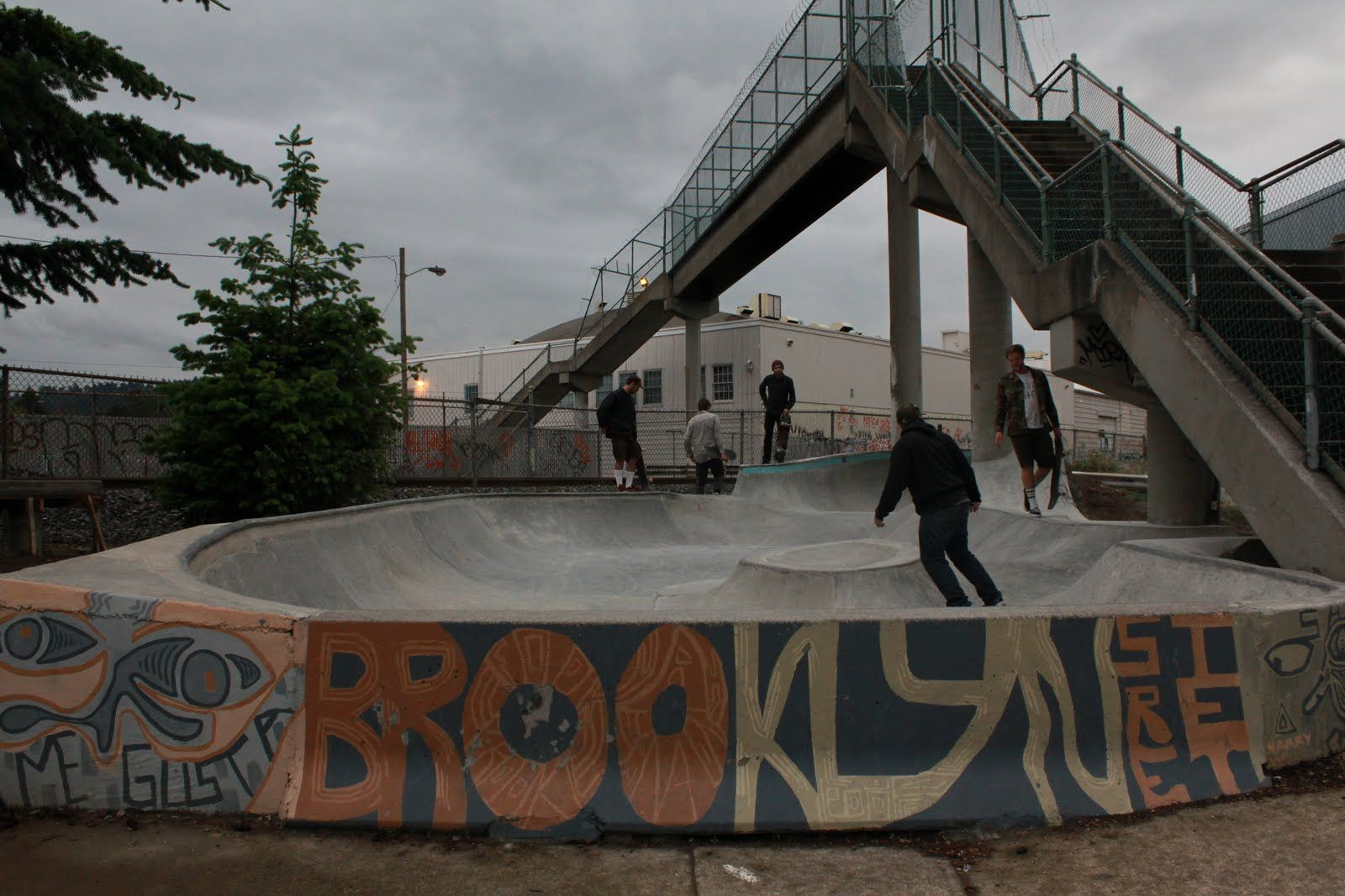 County In Maryland Accepts Skate Park Graffiti As Urban Art