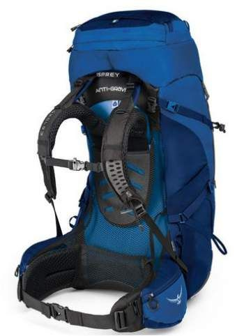bb237dbcaf1a This Osprey Aether AG 85 backpack review is about the largest pack from the new  2017 Aether AG series designed for multi-day backpacking and for carrying  ...