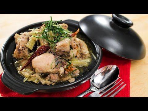Underwater chicken recipe hot thai kitchen youtube underwater chicken recipe hot thai kitchen youtube forumfinder Choice Image