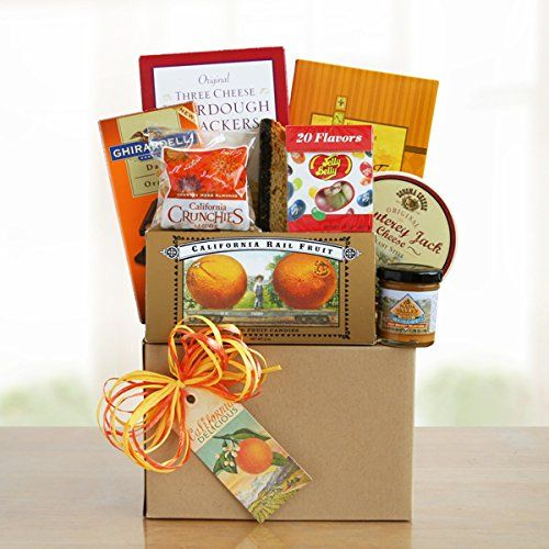 California Snack Gift Box * Check out the image by visiting the link.