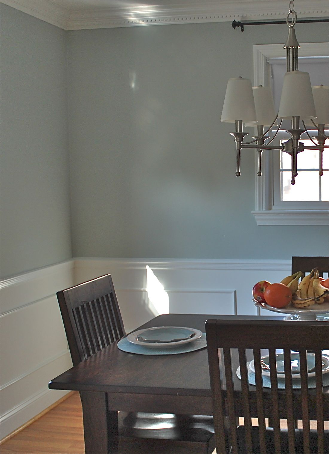 Benjamin Moore Tranquility Dining Room Paint Colors