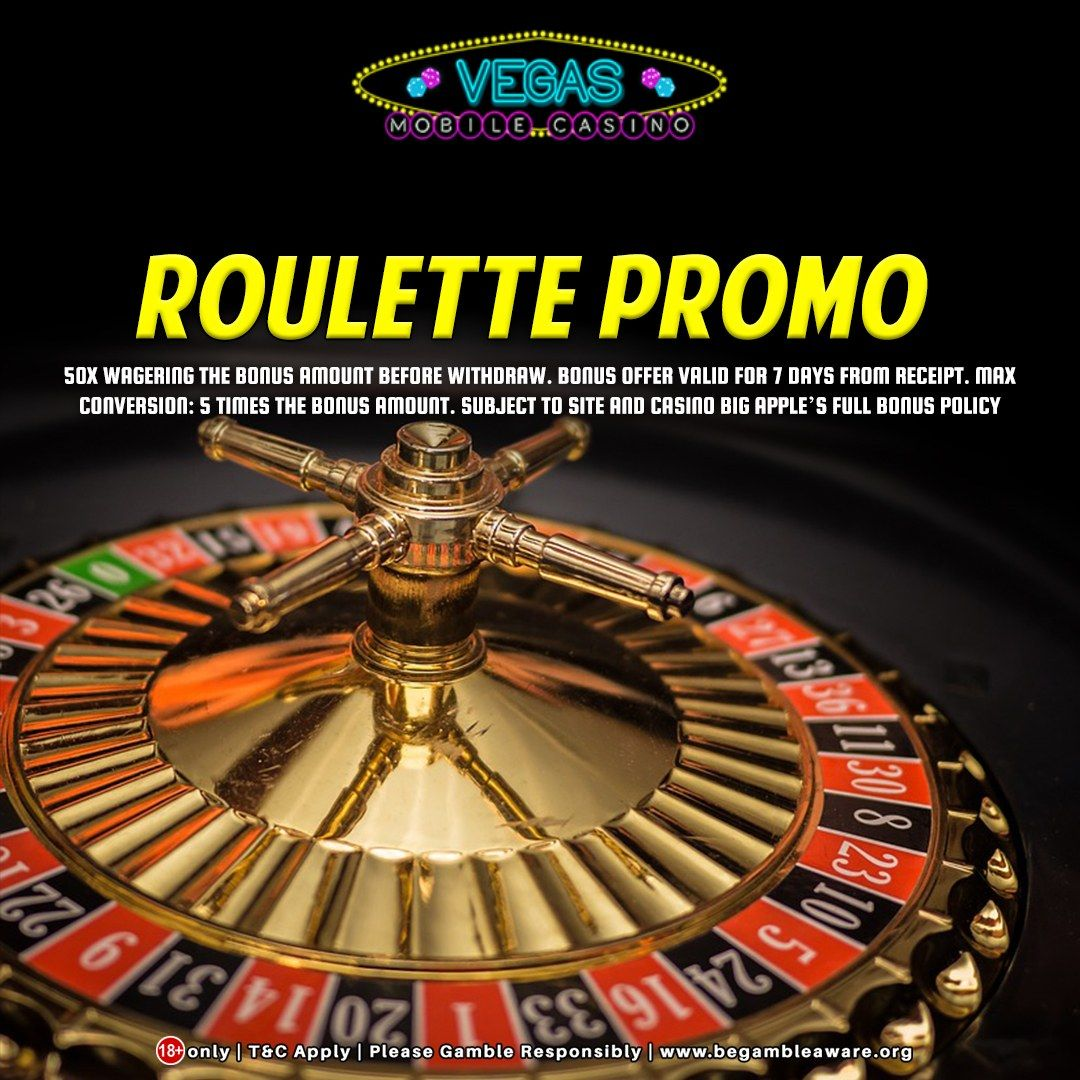 Play Roulette Table on weekends & you can be win upto 25