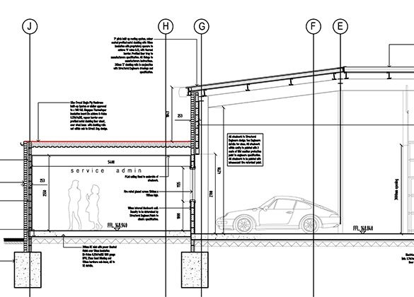 Architecture Drawing Cars car showroom plans | architecture | pinterest | showroom