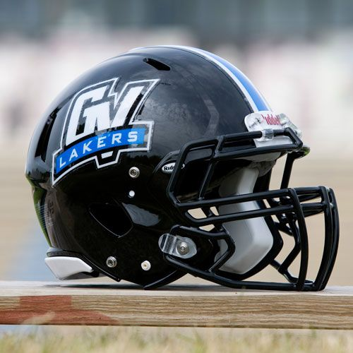 Grand Valley State University Lakers Helmet Football Helmets