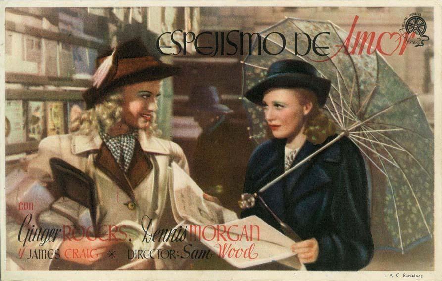 "Espejismo de amor (1940) ""Kitty Foyle"" de Sam Wood - tt0032671"