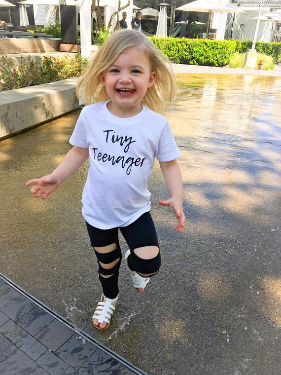 174bad106057b Ripped Black Leggings // Toddler Girl Leggings // Baby Girl ...