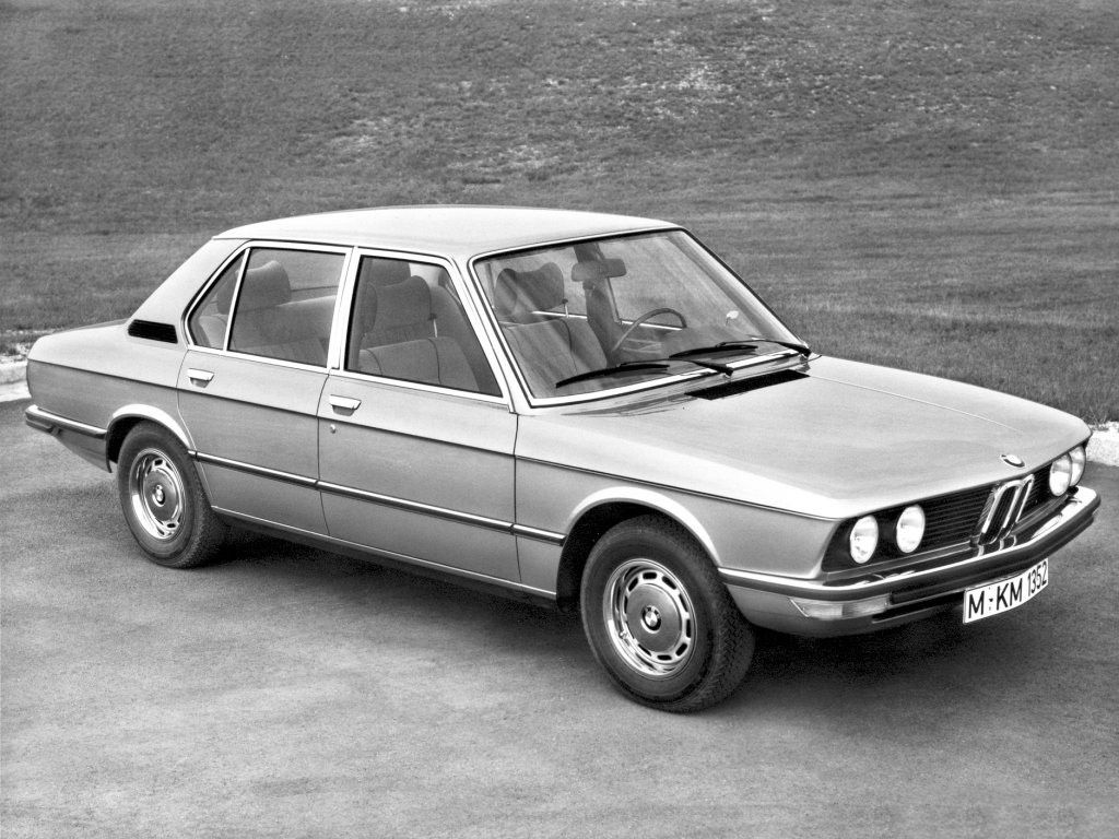 E12 - BMW Five Series 1972–1984 | BMW - Chassis Codes Decoded ...