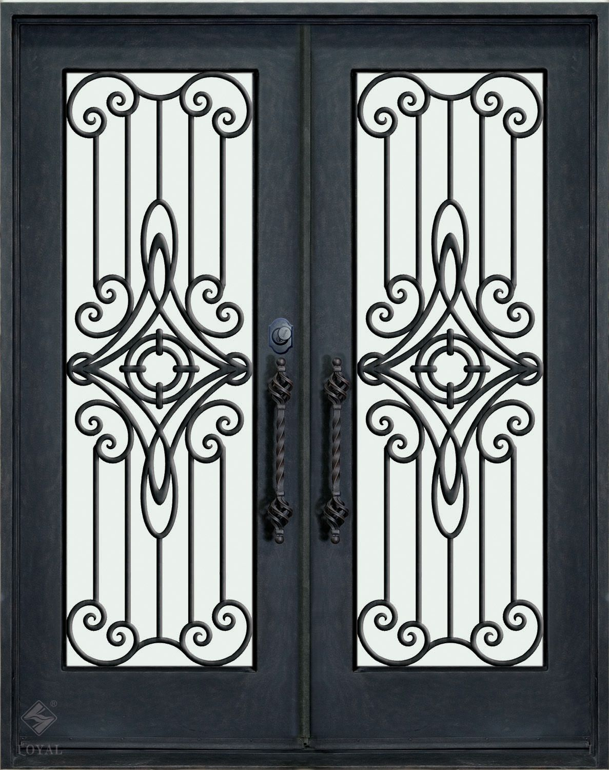 Iron double front doors las vegas - You Can Also Compare The Prices Of The Exemplary Wrought Iron Doors Once You Avail The Quotes Compare Them At Your Convenience To Get Installed In Your