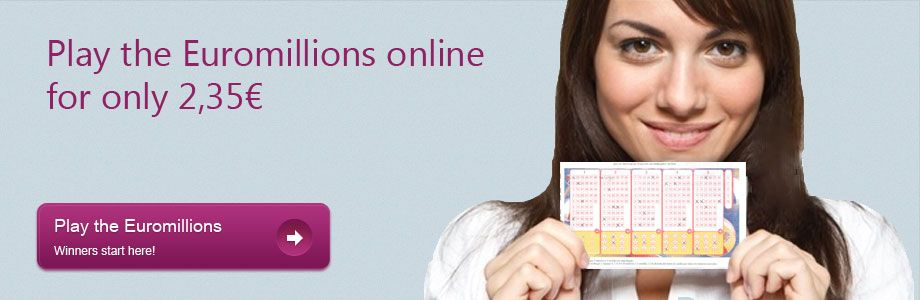 Euromillions - Play Official Euromillions Lottery Tickets & Results Online for  £1.85