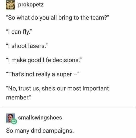 The most popular DnD memes of 2019