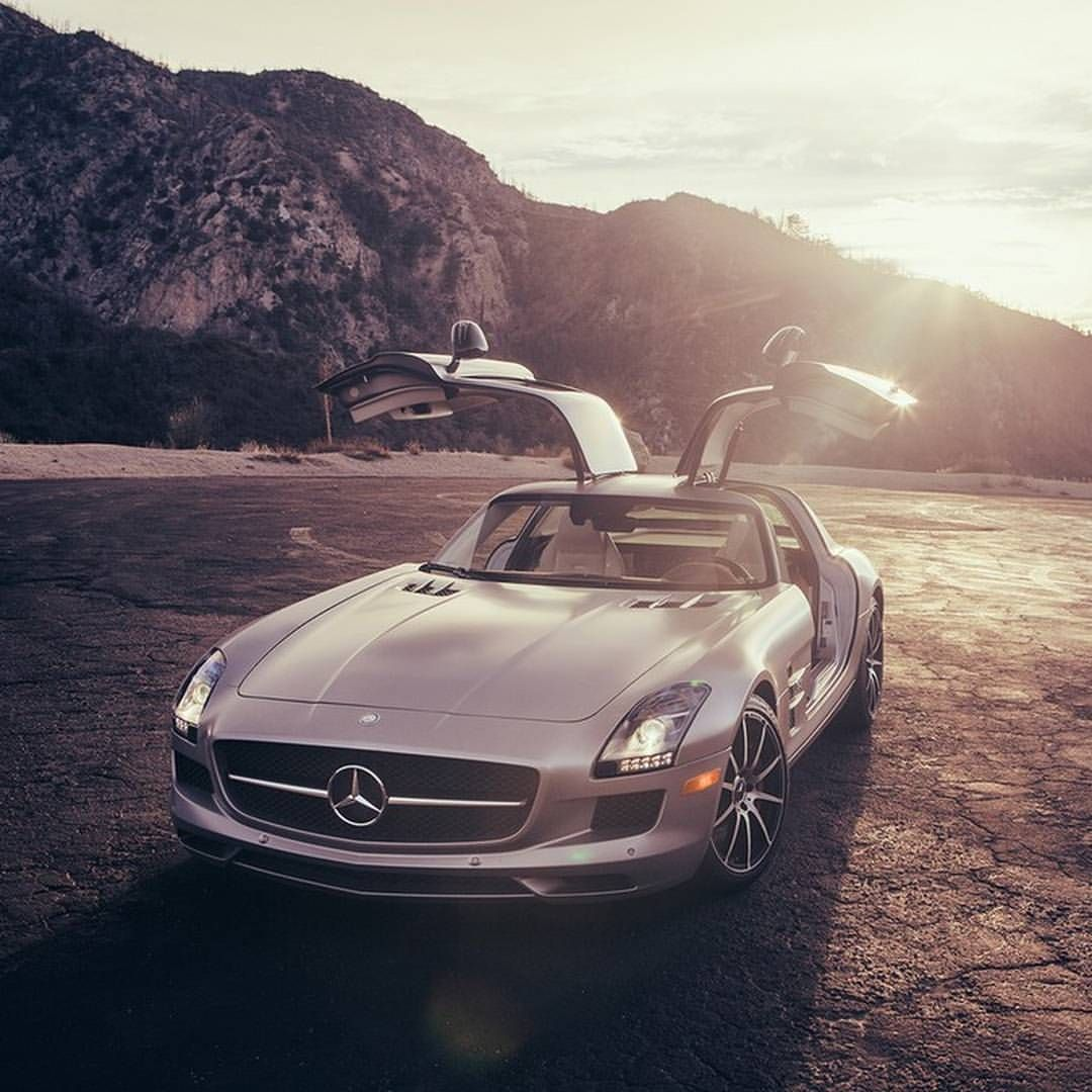 Dream Drives: SLS AMG On Southern California's Notorious