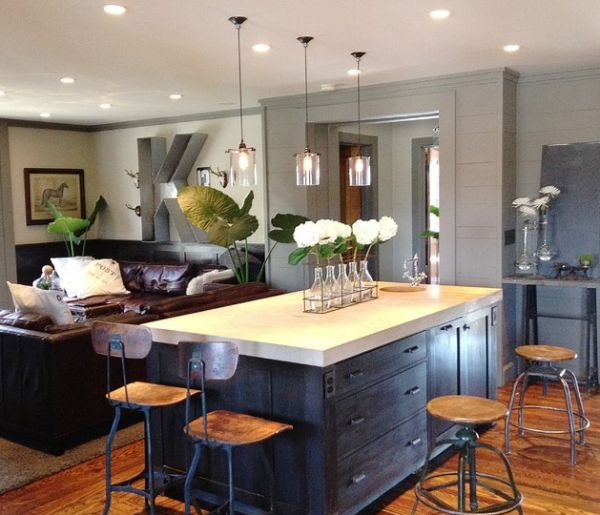 Pendant Lights Kitchen | 55 Beautiful Hanging Pendant Lights For Your Kitchen Island