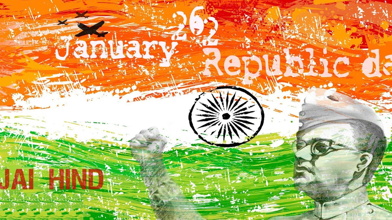 Happy Republic Day Wallpapers Hd Download Free 1080p Happy Republic Day Wallpaper Republic Day India Republic Day