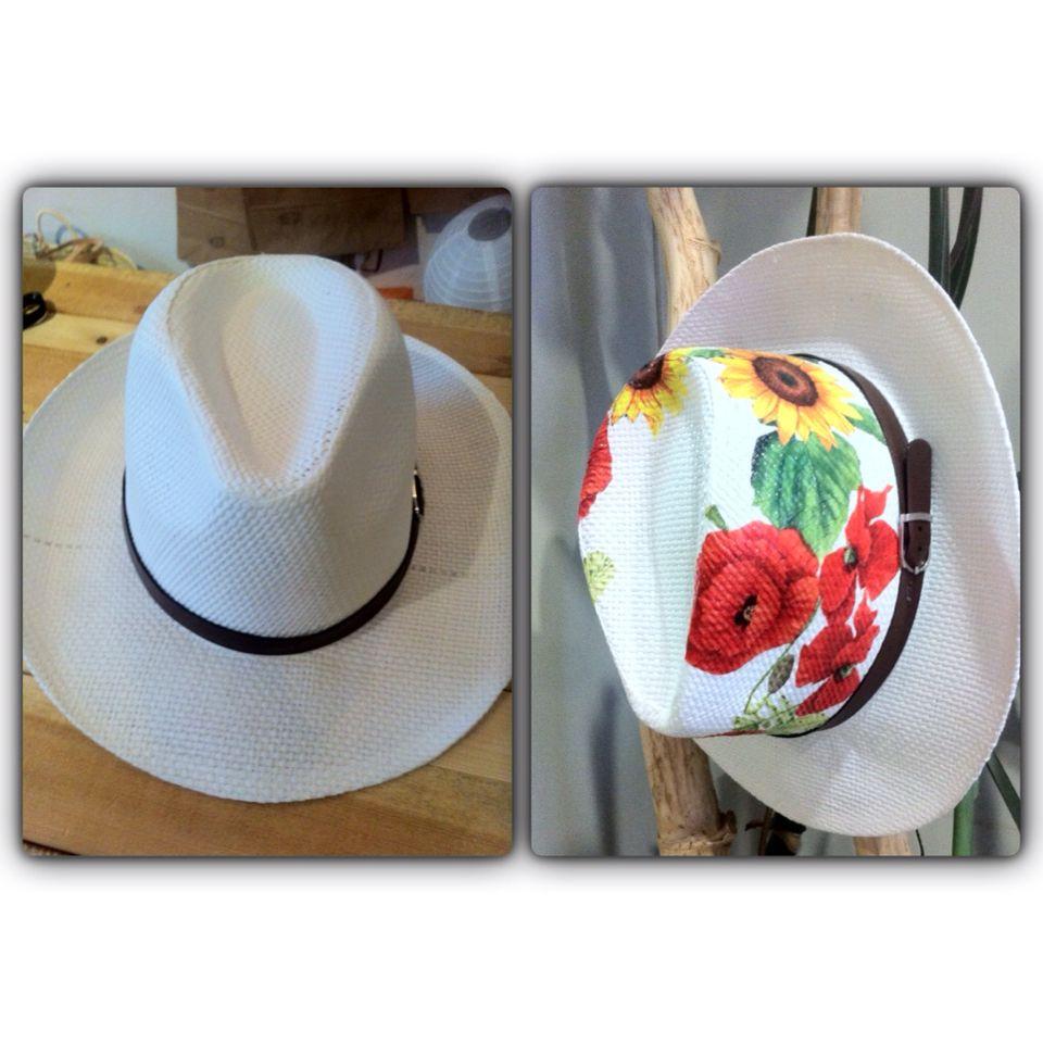 Sombrero decorado  cc422bafeae