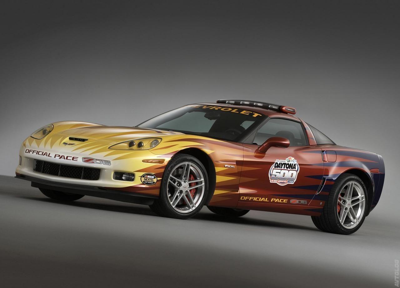 2006 Chevrolet Corvette Z06 Daytona 500 Pace Car