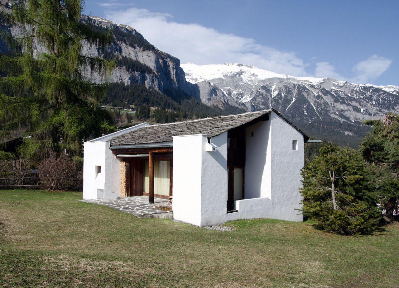 Rudolf olgiati tumblr timeless shit architettura for Casa tradizionale tedesca