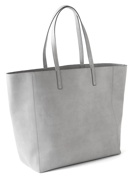 Gap Womens Large Tote Pilot Grey | Products