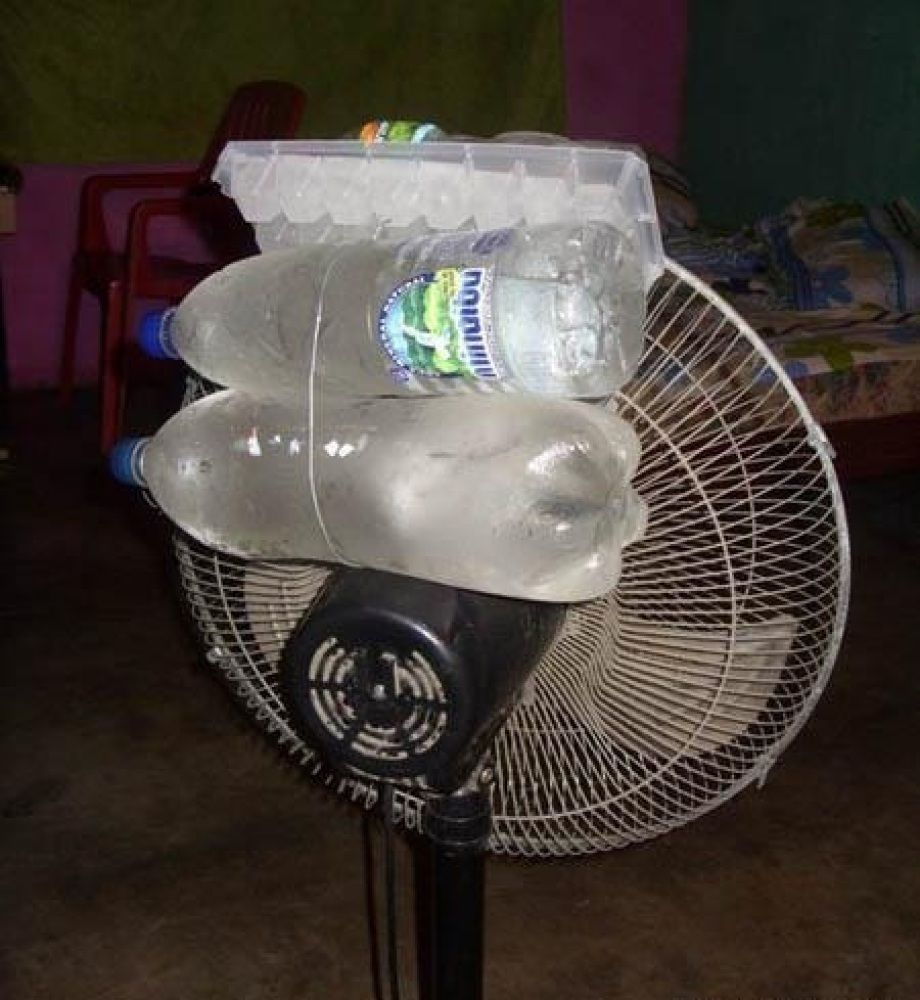 Heat Wave 2012: 15 Funniest Ways To Beat The Heat (PHOTOS)