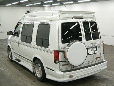 119905a427ac gmc safari conversion van