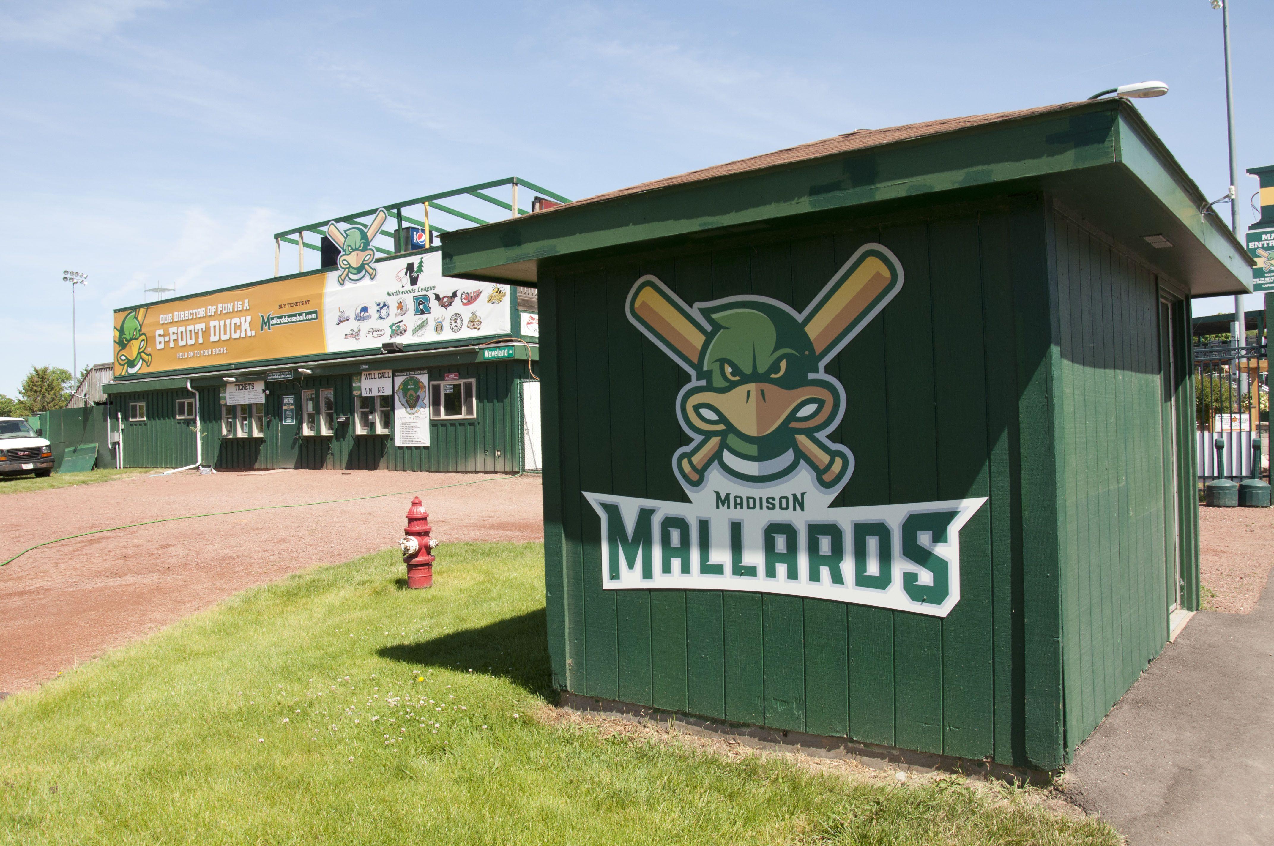Madison Mallards Warner Park In Madison, #Wisconsin